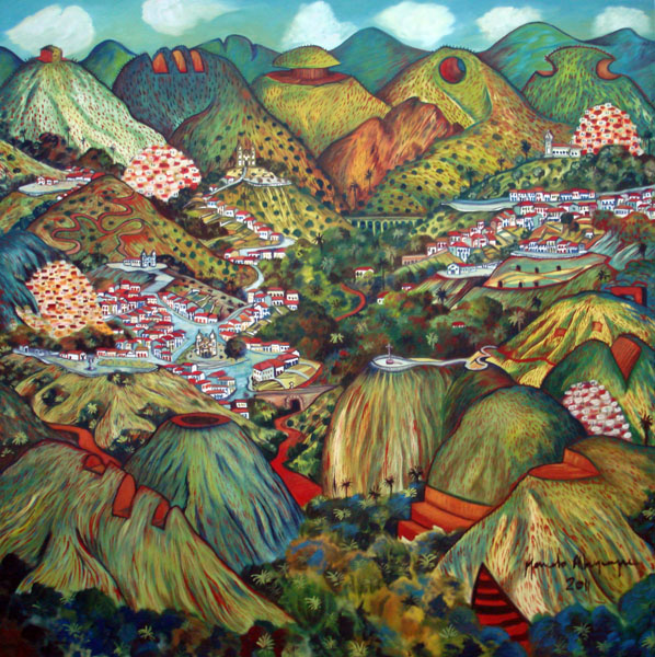 2011-Paisagem imaginaria com montanhas cortadas-oleo03