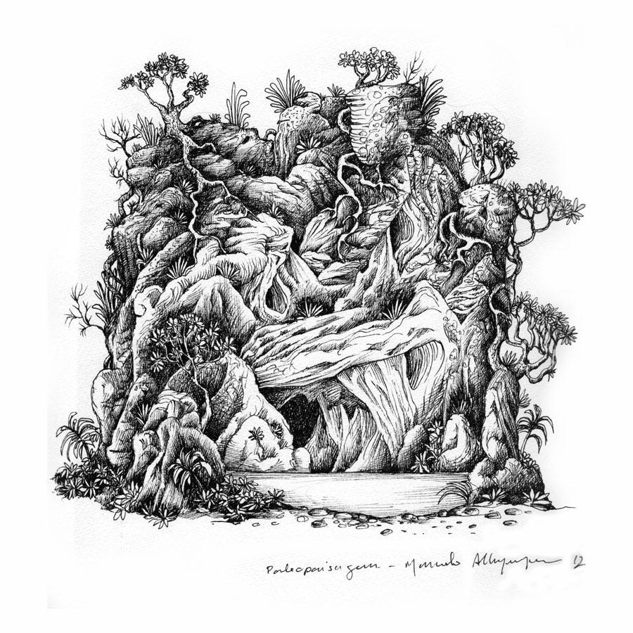 2012 - paleopaisagem-nanquim-25x25-01