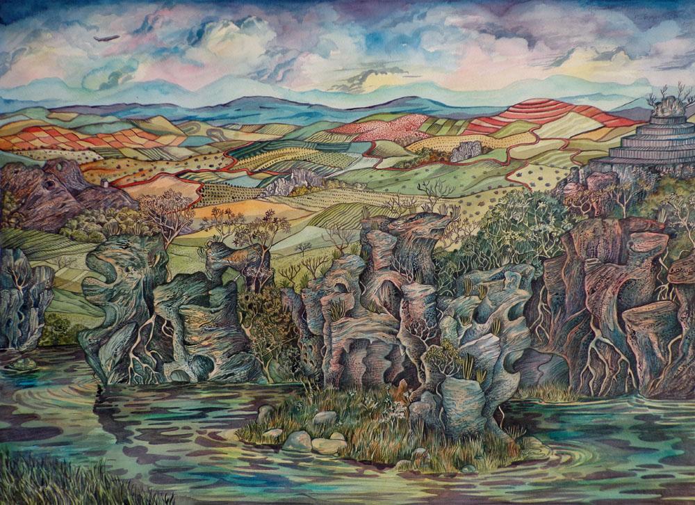 2013-paleopaisagem-aquarela-55x75cm-01