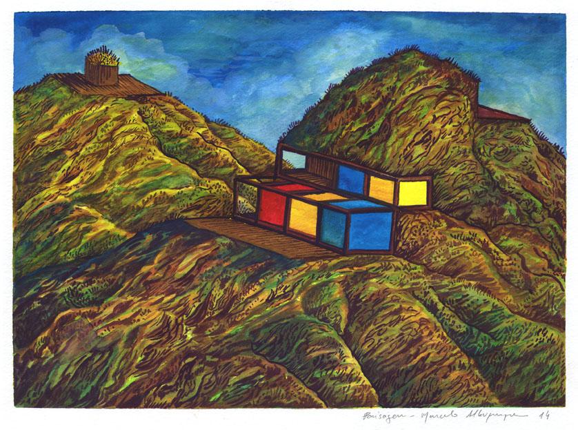 2014-paisagem-guache-235x30cm